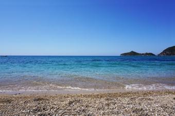 Korfu Agios Georgios Strand