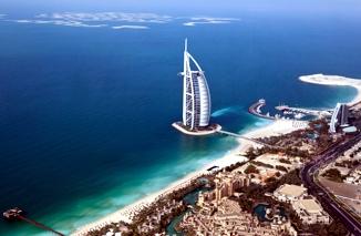 Dubai Flughafen Transfer zum Hotel