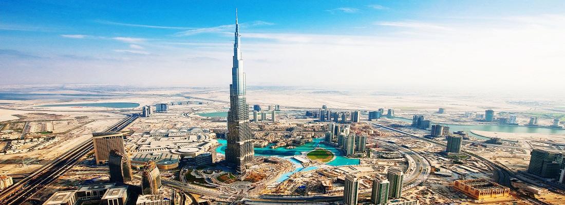 Dubai Flughafen transfer zu Hotels und zum Kreuzfahrthafen